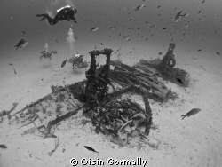 The Bristol Beaufighter, Malta taken with Canon S100, Aug... by Oisin Gormally 